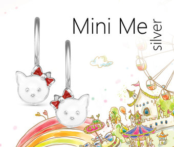 Collection «Mini me silver»