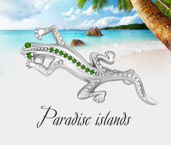 Collection «Paradise islands»